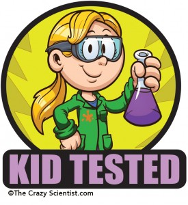 Kid Tested girl only